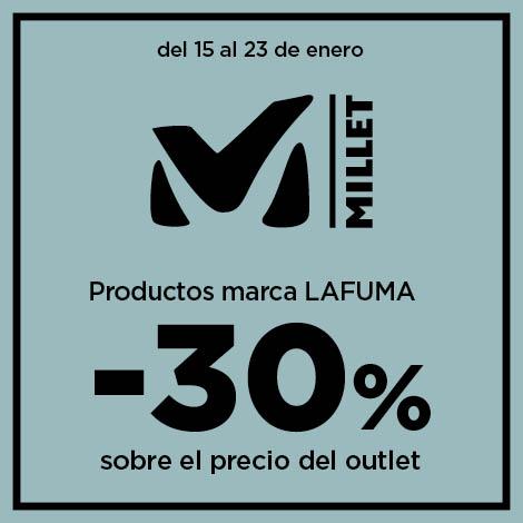 30% de descuento en productos LAFUMA