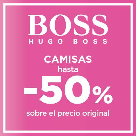 CAMISAS HASTA 50% DE DESCUENTO
