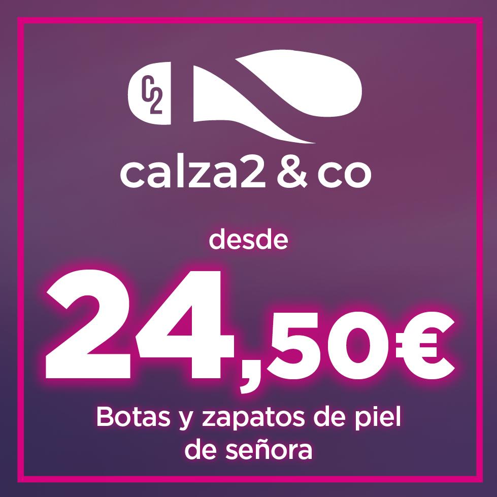 BOTAS Y ZAPATOS DE PIEL DE MUJER DESDE 24,50 EUROS
