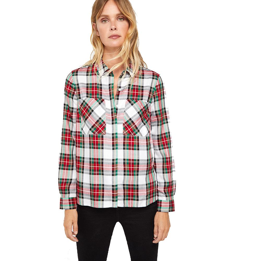 Camisa de cuadros de Cortefiel