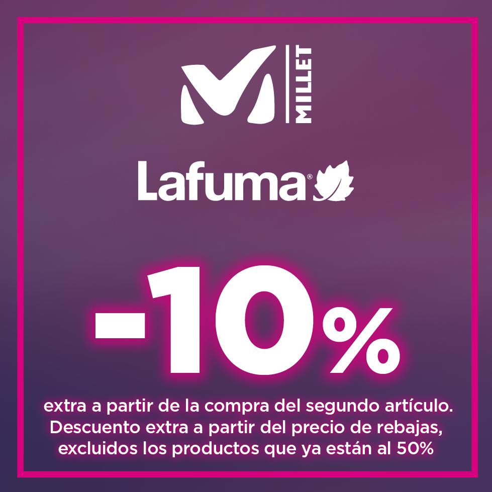 10% ADICIONAL A PARTIR DE LA 2ª UNIDAD