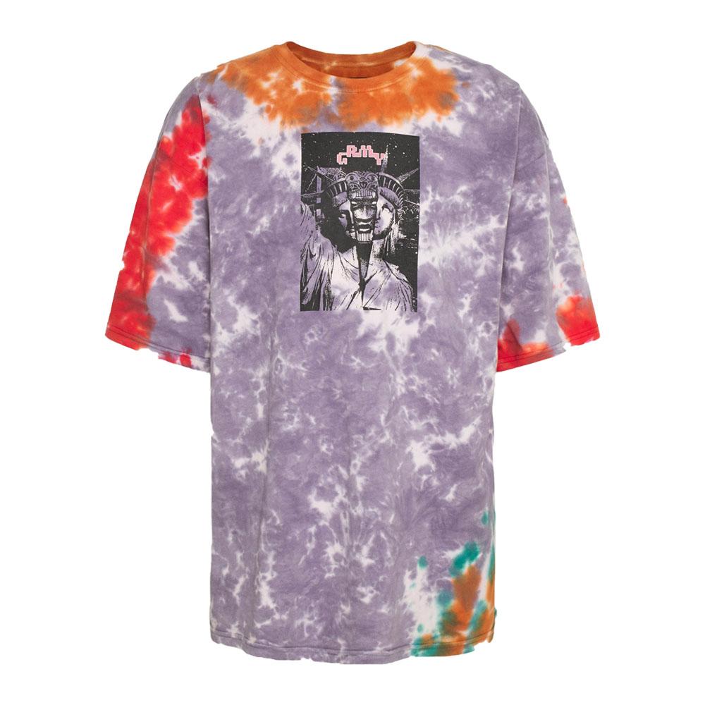 camiseta tie dye Grimey