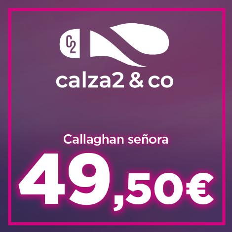 zapatos callaghan señora a 49,50 euros