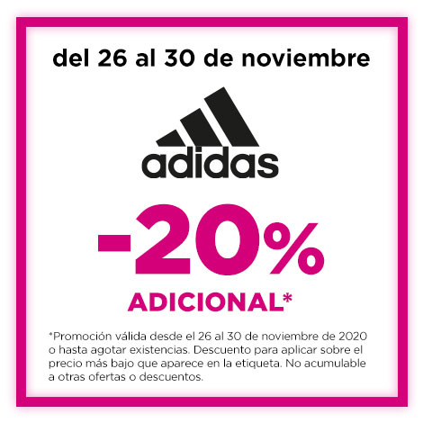 20% EXTRA SOBRE PV OUTLET