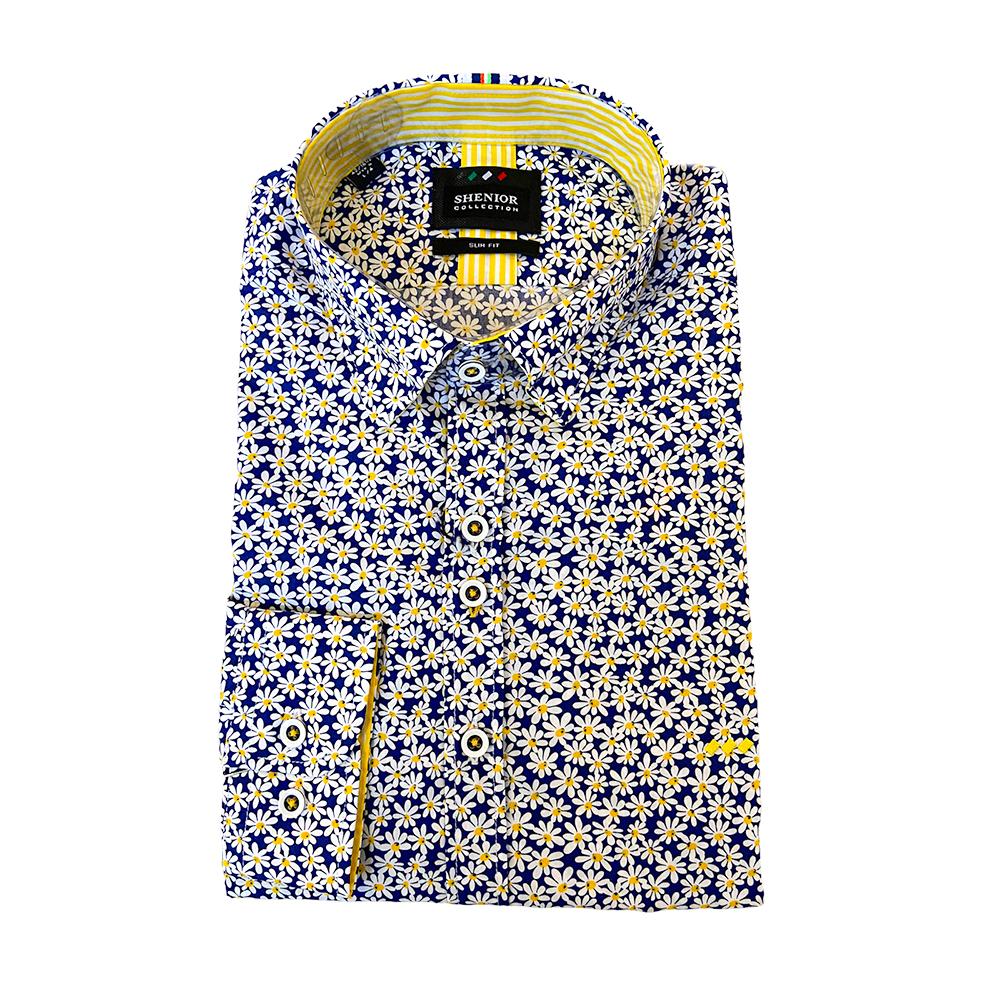 Camisa de margaritas