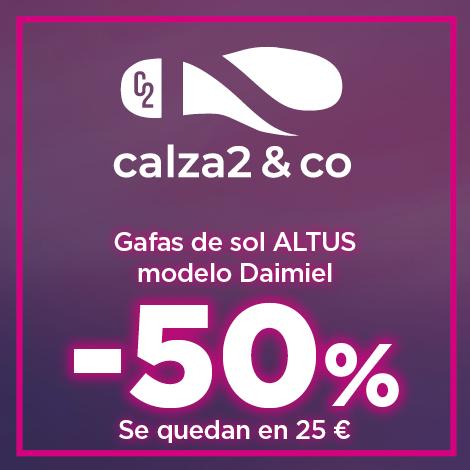 gafas de sol altus a 25 euros