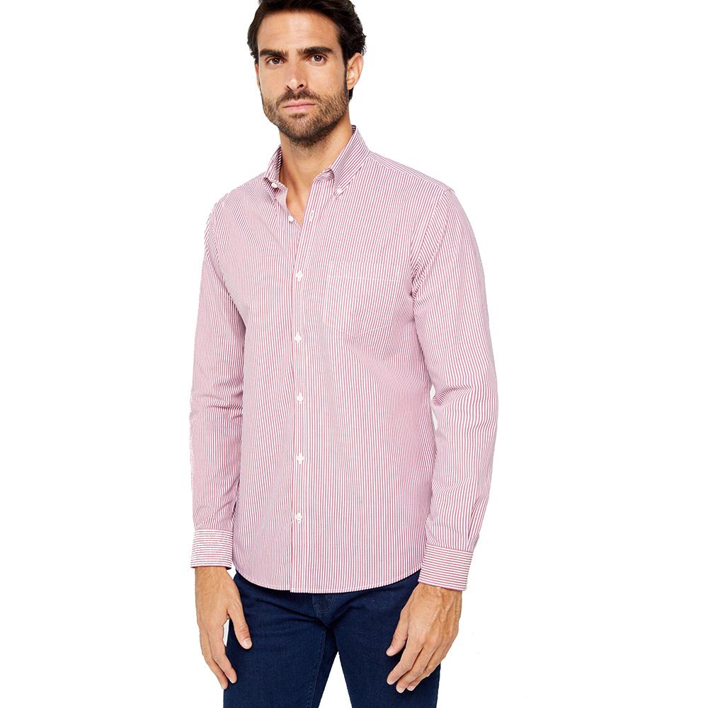 Camisa de rayas de Cortefiel