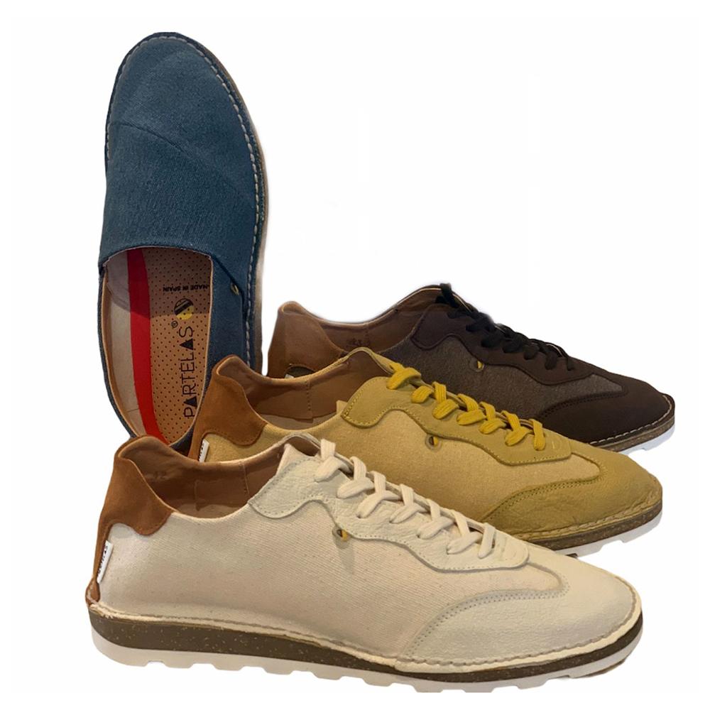 Zapatos caballero PARTELAS