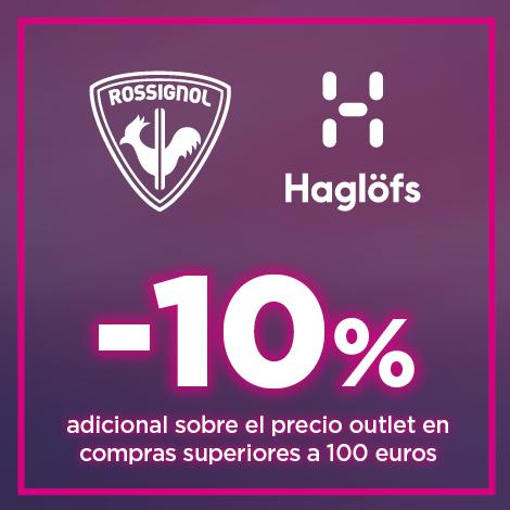 10% ADICIONAL POR COMPRAS SUPERIORES A 100 EUROS