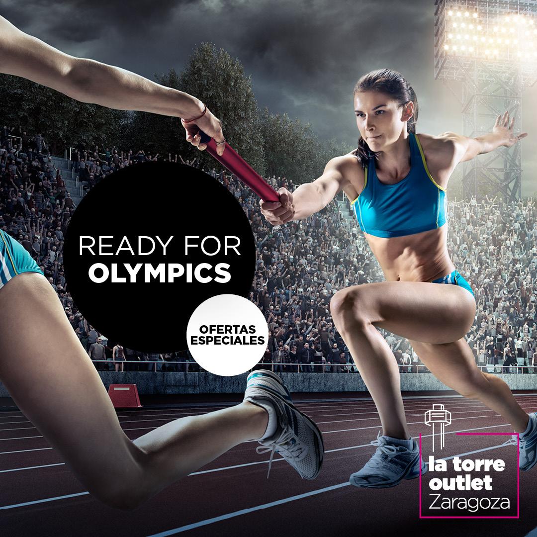 READY FOR OLYMPICS