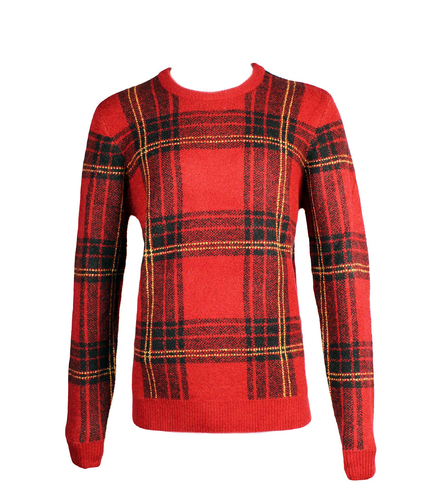 Jersey estampado escocés 23.11.20 - 28.11.20