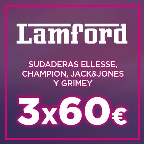 SUDADERAS 3 X 60 EUROS