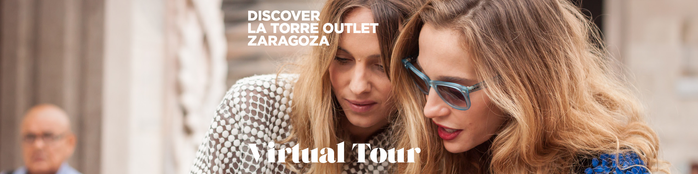 La Torre Outlet Zaragoza reveals its brands in a Virtual Tour with prizes