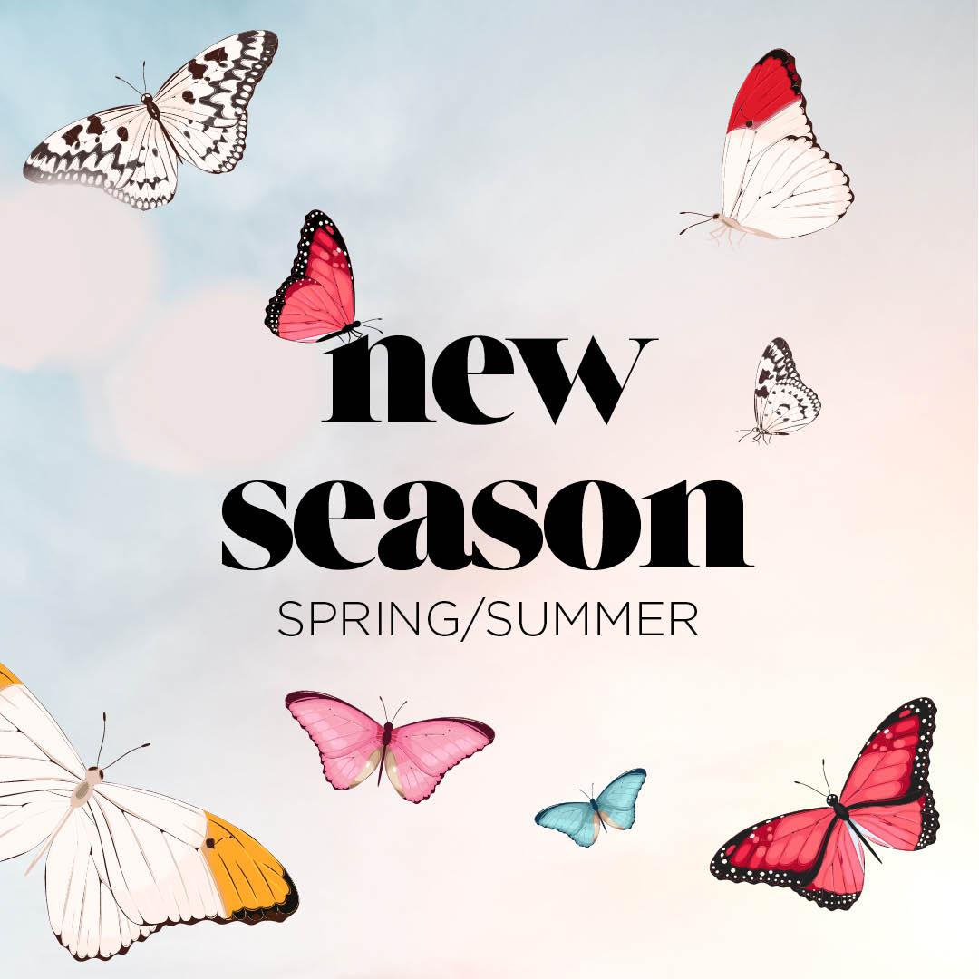 NEW SEASON | FEB 26 - MAR 21