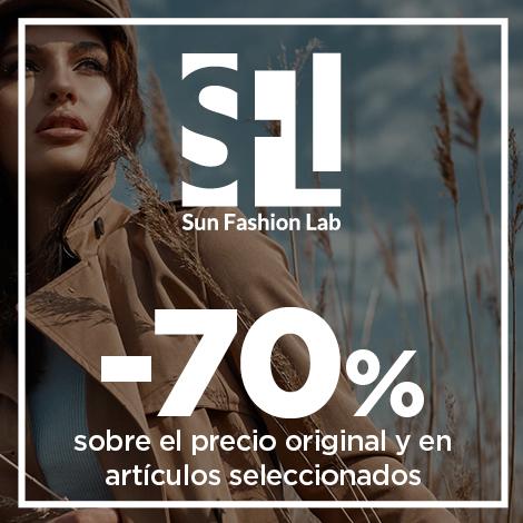 HASTA UN 70% DESCUENTO EN ARTÍCULOS SELECCIONADOS