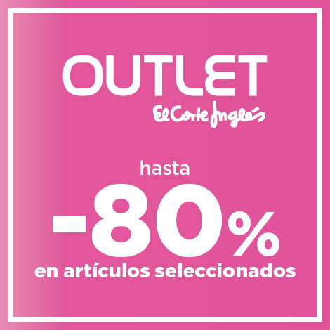 HASTA -80% EN ARTÍCULOS SELECCIONADOS