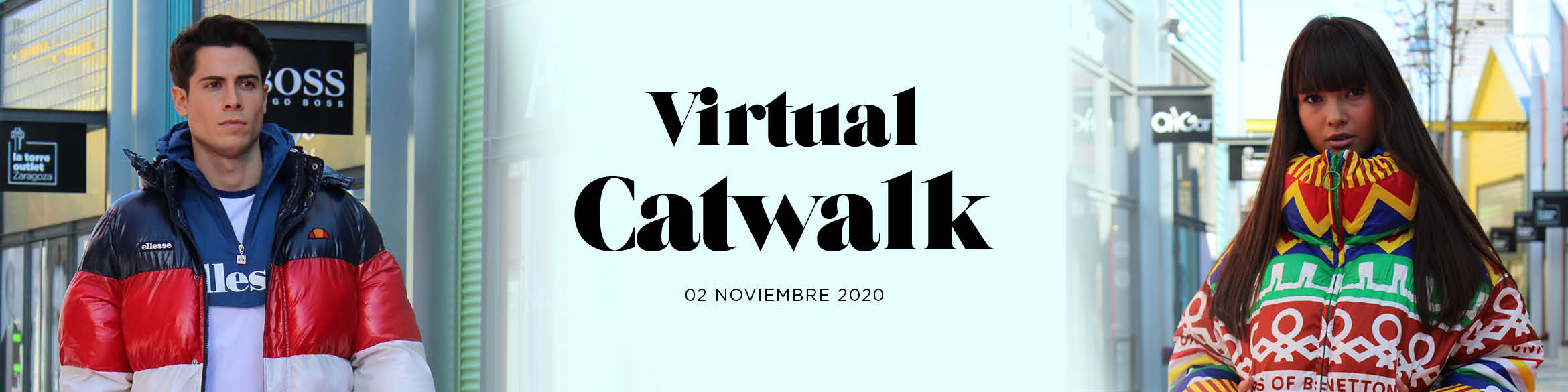FIRST EDITION OF OUR VIRTUAL CATWALK