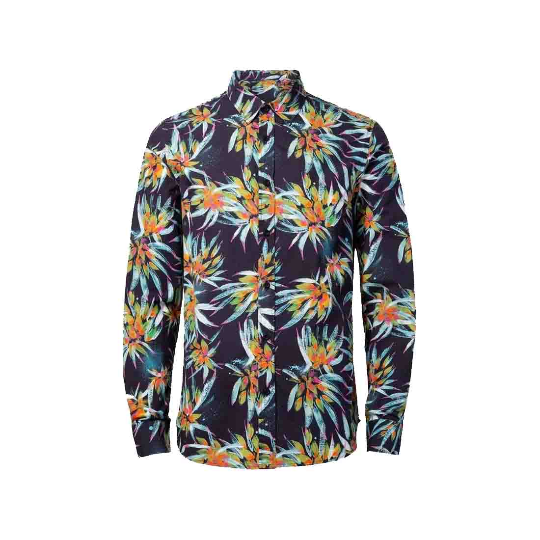 Camisa flores Ethan
